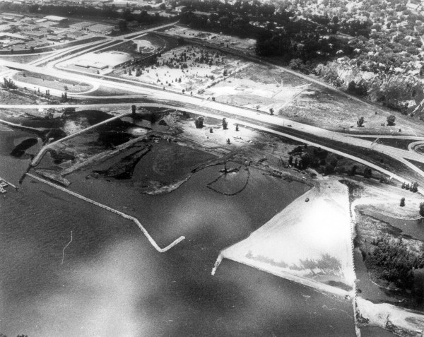 Sioux City Marina history